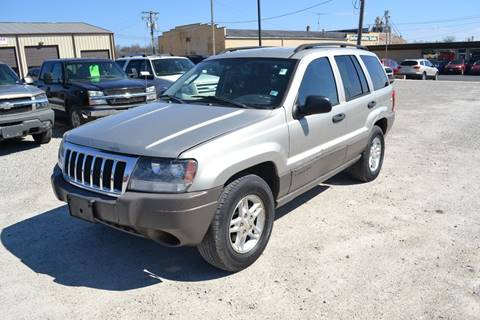 2004 Jeep Grand Cherokee for sale in West Plains, MO