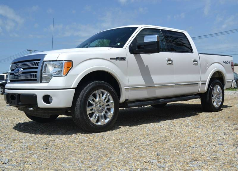 2010 ford f-150 platinum in west plains mo - south 63 motors