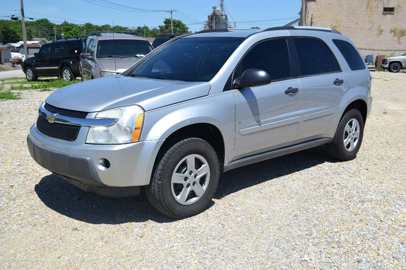 2006 Chevrolet Equinox For Sale At South 63 Motors In West Plains MO