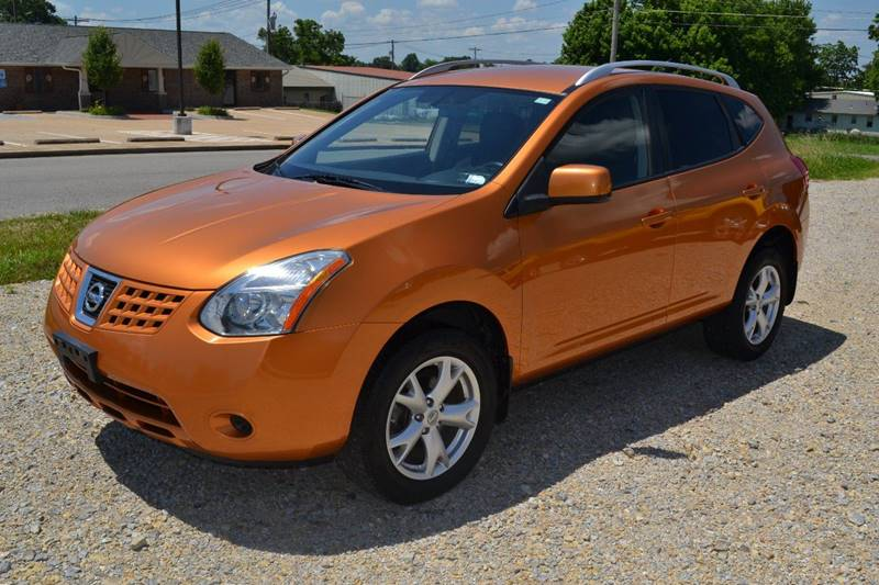 2008 Nissan Rogue Sl In West Plains Mo South 63 Motors