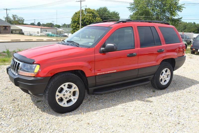 1999 Jeep Grand Cherokee For Sale At South 63 Motors In West Plains MO