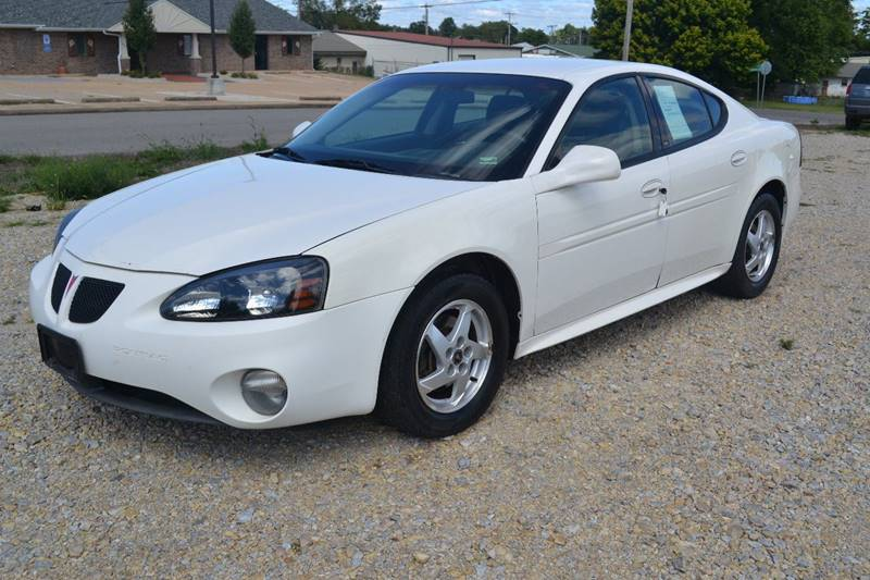 2004 Pontiac Grand Prix Gt1 In West Plains  Mo