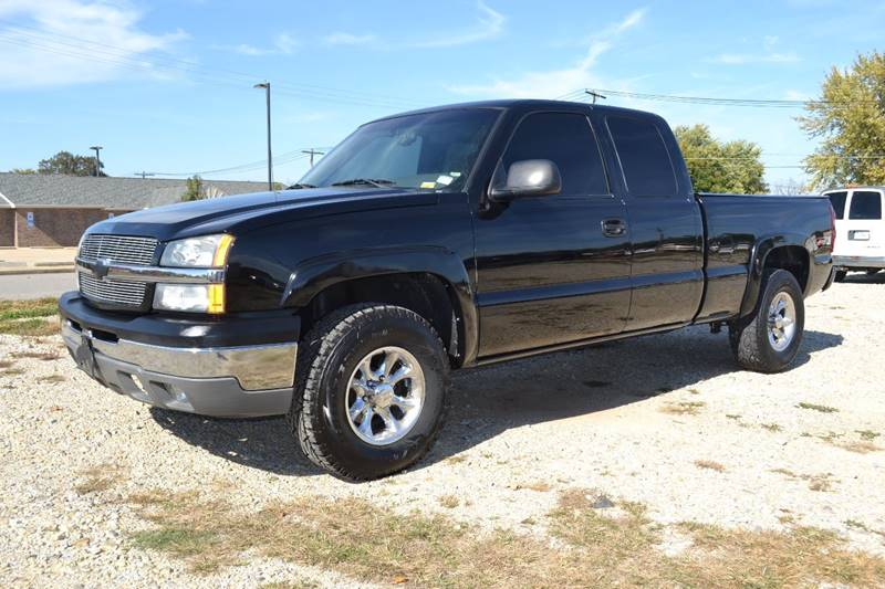 2003 chevrolet silverado 1500 ls in west plains mo. Black Bedroom Furniture Sets. Home Design Ideas