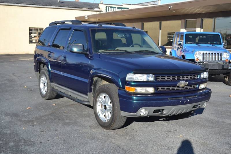 Delightful 2005 Chevrolet Tahoe For Sale At South 63 Motors In West Plains MO