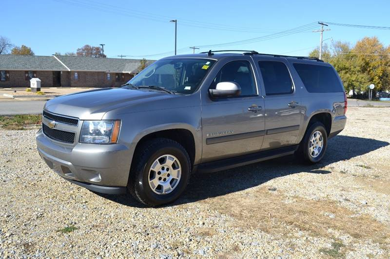 2008 chevrolet suburban lt 1500 in west plains mo south. Black Bedroom Furniture Sets. Home Design Ideas
