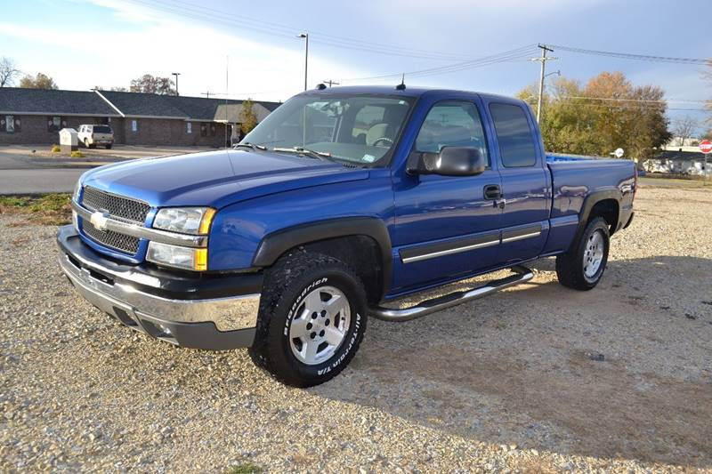 2004 chevrolet silverado 1500 ls in west plains mo south. Black Bedroom Furniture Sets. Home Design Ideas