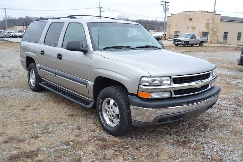 2002 chevrolet suburban 1500 lt in west plains mo south. Black Bedroom Furniture Sets. Home Design Ideas