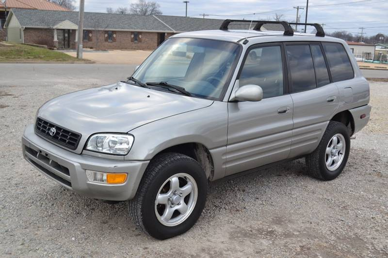 1999 Toyota Rav4 In West Plains Mo South 63 Motors