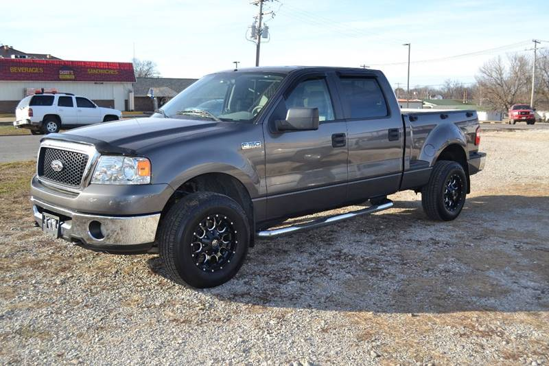 2007 ford f-150 xlt in west plains mo - south 63 motors