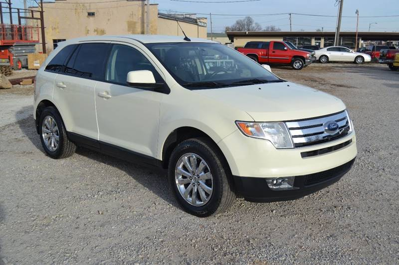 2007 Ford Edge In West Plains Mo South 63 Motors
