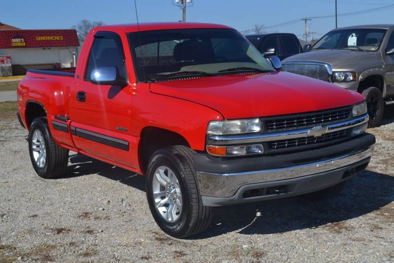 2002 chevrolet silverado 1500 ls in west plains mo south. Black Bedroom Furniture Sets. Home Design Ideas