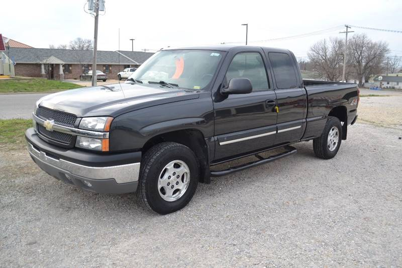 2004 chevrolet silverado 1500 ls in west plains mo. Black Bedroom Furniture Sets. Home Design Ideas