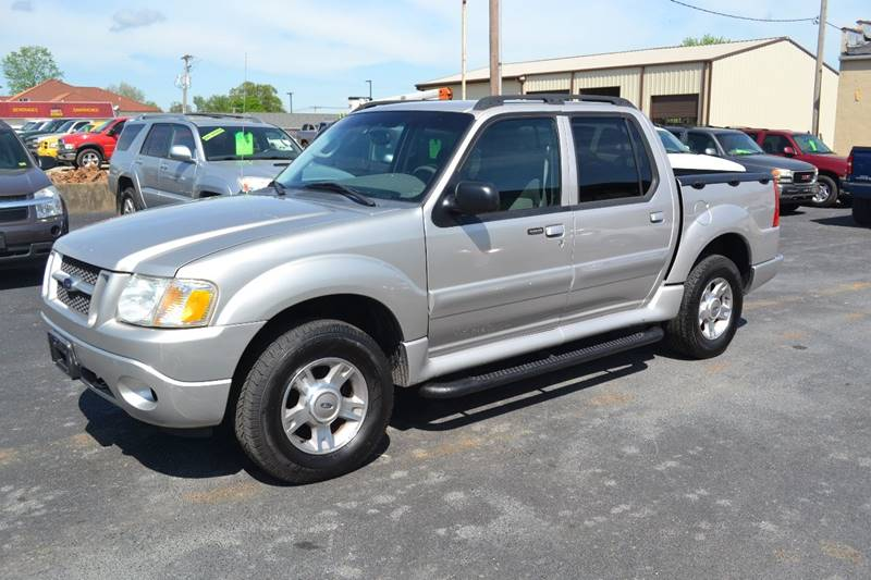 2004 Ford Explorer Sport Trac West Plains Mo Springfield