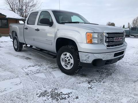 2014 GMC Sierra 2500HD for sale in Idaho Falls, ID