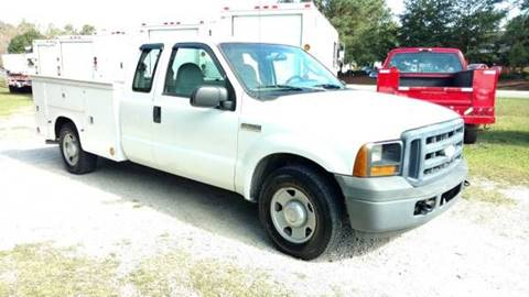 2007 Ford F-250 Super Duty for sale in Wilmington, NC