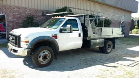 2008 Ford F-450 for sale in Wilmington, NC