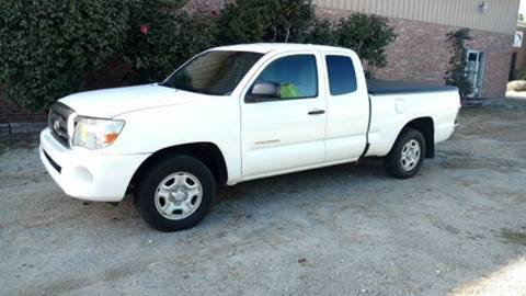 Used toyota tacoma for sale in wilmington nc for Oceanside motor company wilmington nc