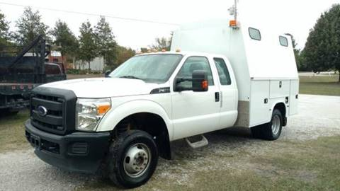2015 Ford F-350 Super Duty for sale in Wilmington, NC