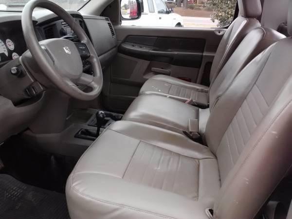 2007 Dodge Ram Pickup 2500 ST 2dr Regular Cab 4x4 LB - Wilmington NC