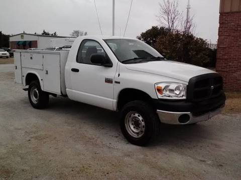 2007 Dodge Ram Pickup 2500 for sale in Wilmington, NC