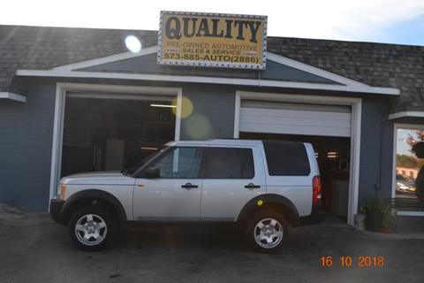 2006 Land Rover LR3 for sale in Cuba, MO