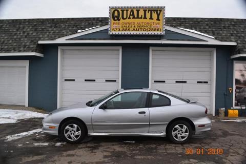 2002 Pontiac Sunfire for sale in Cuba, MO