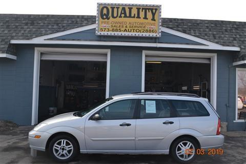 2001 Ford Focus for sale in Cuba, MO