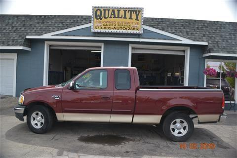 1999 Ford F-150 for sale in Cuba, MO
