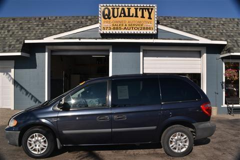 2007 Dodge Caravan for sale in Cuba, MO