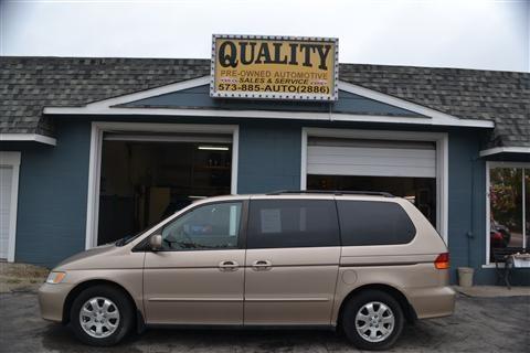 2002 Honda Odyssey for sale in Cuba, MO