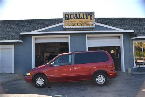 1998 Nissan Quest for sale in Cuba, MO