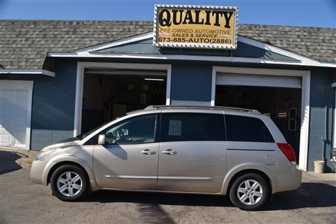 2004 Nissan Quest for sale in Cuba, MO