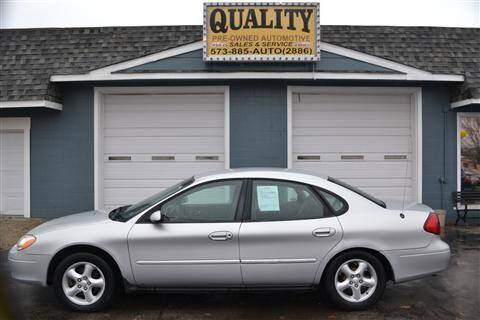 2001 Ford Taurus for sale in Cuba, MO
