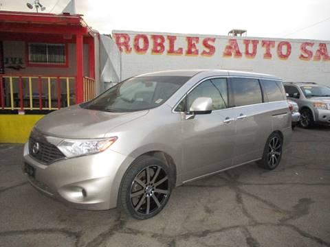 Nissan Used Cars Pickup Trucks For Sale Phoenix Robles Auto Sales