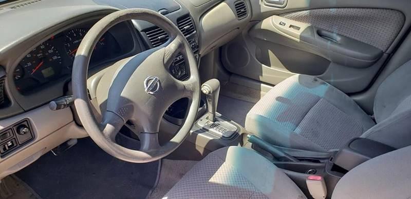 2006 Nissan Sentra 18 4dr Sedan Wautomatic In Phoenix Az Robles