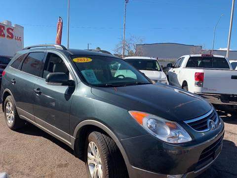 2012 Hyundai Veracruz for sale in Phoenix, AZ