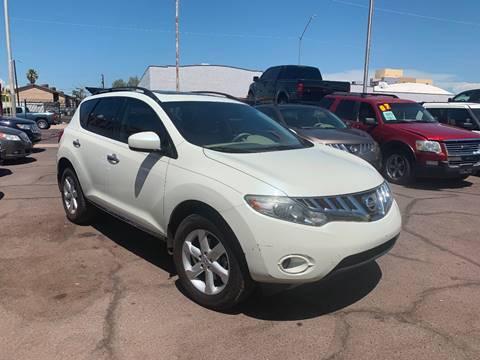 2009 Nissan Murano for sale in Phoenix, AZ