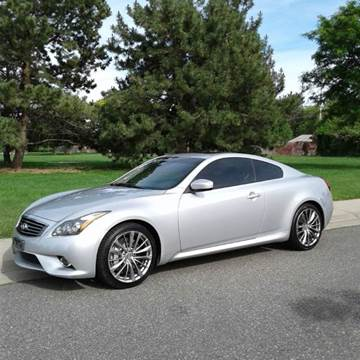 infiniti g37 coupe for sale in denver co. Black Bedroom Furniture Sets. Home Design Ideas