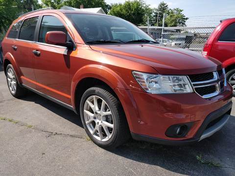2013 Dodge Journey for sale at The Car Cove, LLC in Muncie IN