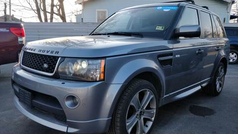 2012 Land Rover Range Rover Sport for sale in Muncie, IN