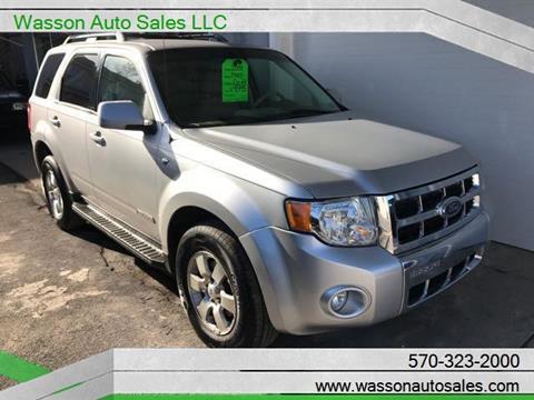 2008 Ford Escape for sale in Williamsport, PA