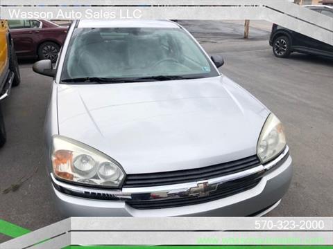 2005 Chevrolet Malibu Maxx for sale in Williamsport, PA