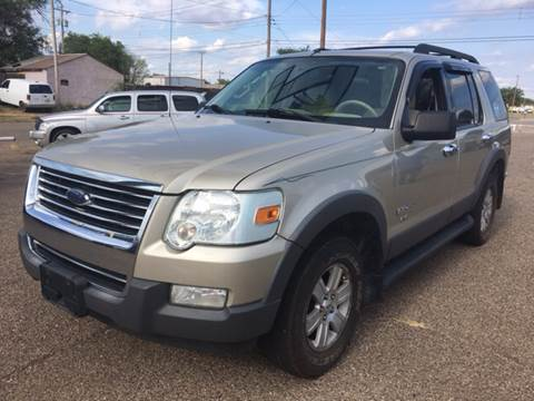2006 Ford Explorer for sale in Clovis, NM