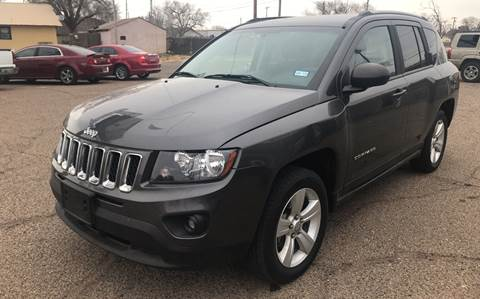 2016 Jeep Compass for sale in Clovis, NM