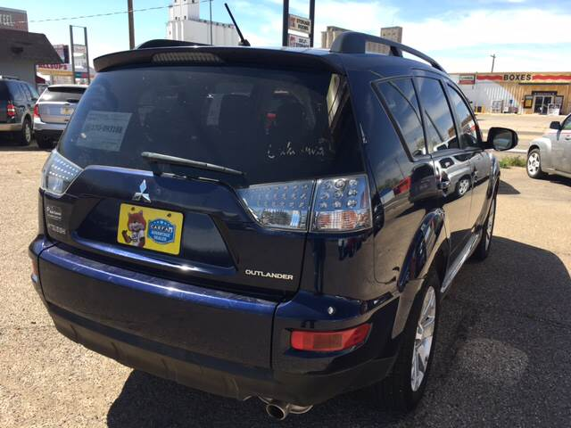 contact - 2012 Mitsubishi Outlander Se