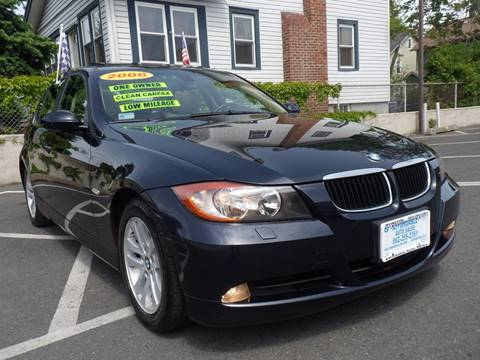 2006 BMW 3 Series for sale at Affordable Auto Sales in Irvington NJ