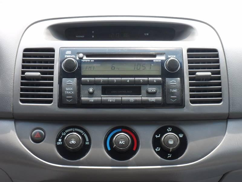2002 Toyota Camry LE 4dr Sedan - Irvington NJ