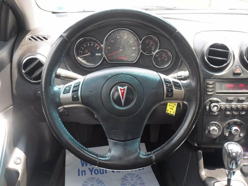 2008 Pontiac G6 4dr Sedan - Irvington NJ