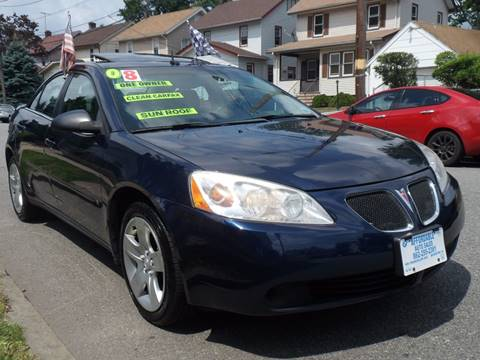 2008 Pontiac G6 for sale in Irvington, NJ