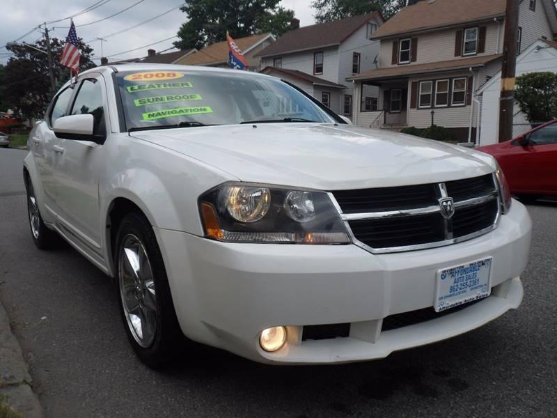 2008 Dodge Avenger for sale at Affordable Auto Sales in Irvington NJ